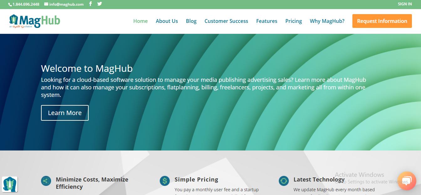 Mag Hub
